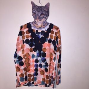 Michael Kors PL women's blouse